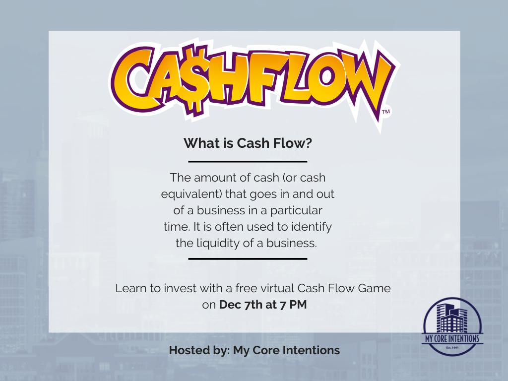 Virtual CashFlow Game