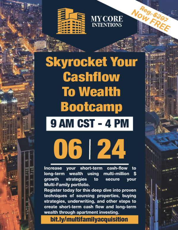 Multifamily Acquisition Bootcamp