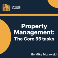 Property Management - The Core 55 Tasks