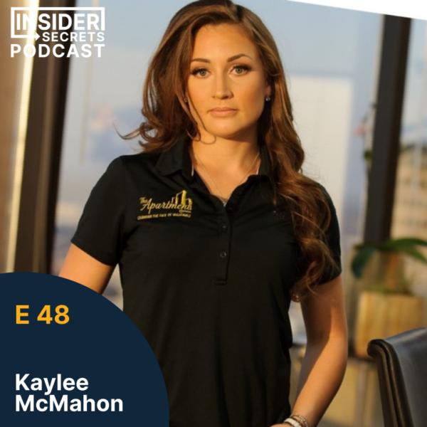 Kaylee McMahon - Insider Secrets 48 guest