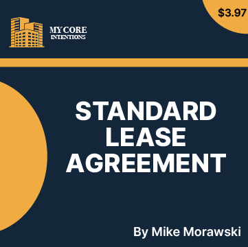 Standard Lease Agreement Square